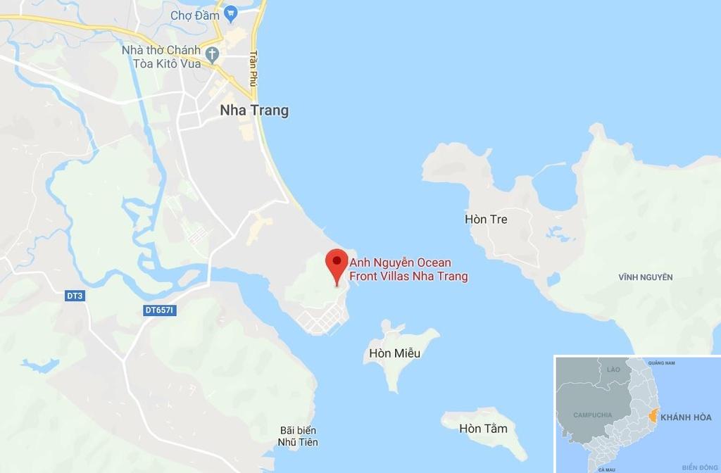 Xe nui Nha Trang xay biet thu bien trieu USD danh cho gioi sieu giau hinh anh 14