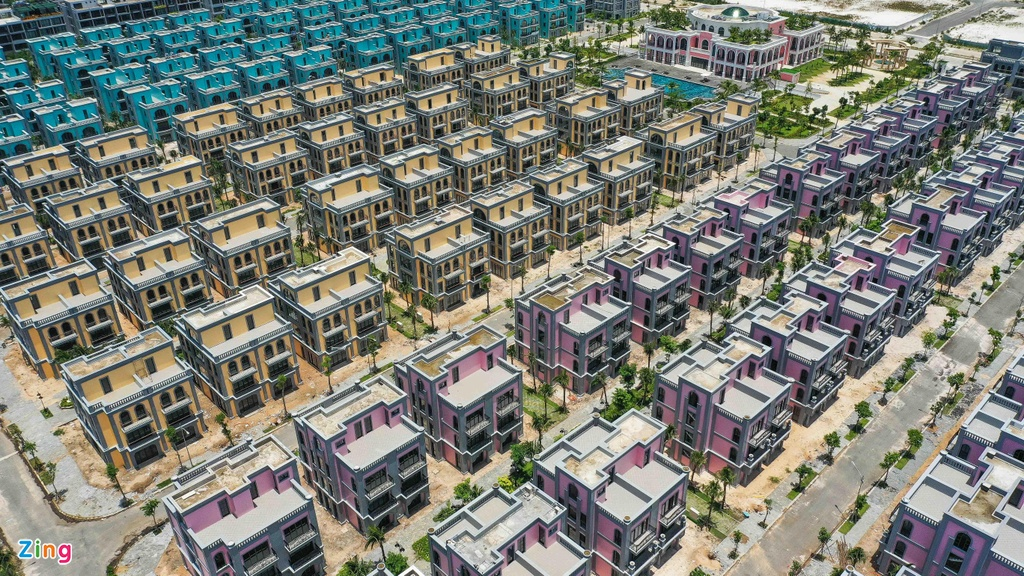 Phú Quốc ngập sâu - cái giá của bất động sản ồ ạt vây biển