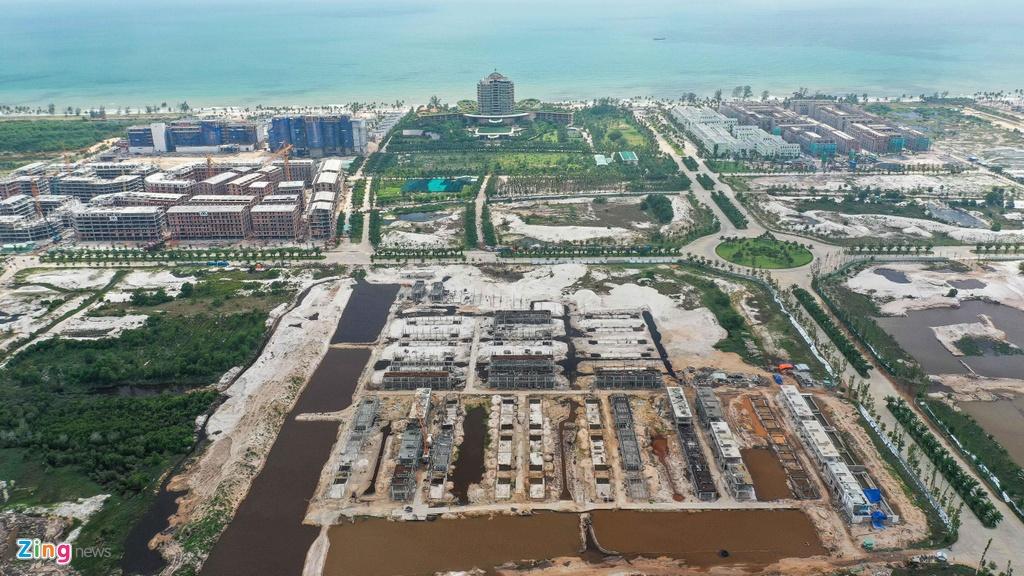 Hai sieu du an bat dong san an ngu bo bien Phu Quoc hinh anh 4  - BimGroup_zing1 - Hai siêu dự án bất động sản án ngữ bờ biển Phú Quốc