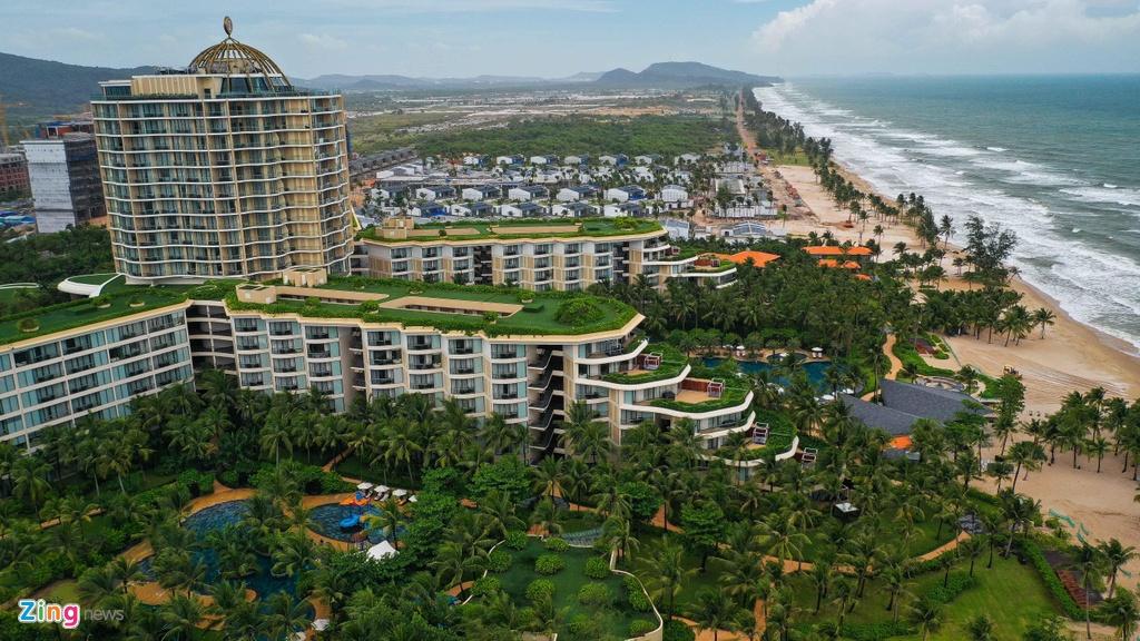 Hai sieu du an bat dong san an ngu bo bien Phu Quoc hinh anh 3  - BimGroup_zing5 - Hai siêu dự án bất động sản án ngữ bờ biển Phú Quốc
