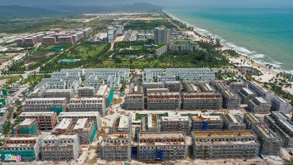 Hai sieu du an bat dong san an ngu bo bien Phu Quoc hinh anh 1  - BimGroup_zing8 - Hai siêu dự án bất động sản án ngữ bờ biển Phú Quốc