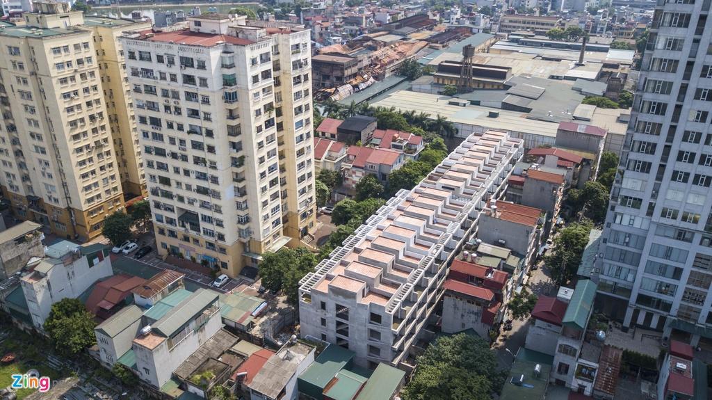 Dự án biệt thự, chung cư quanh nhà máy Rạng Đông gặp khó sau vụ cháy