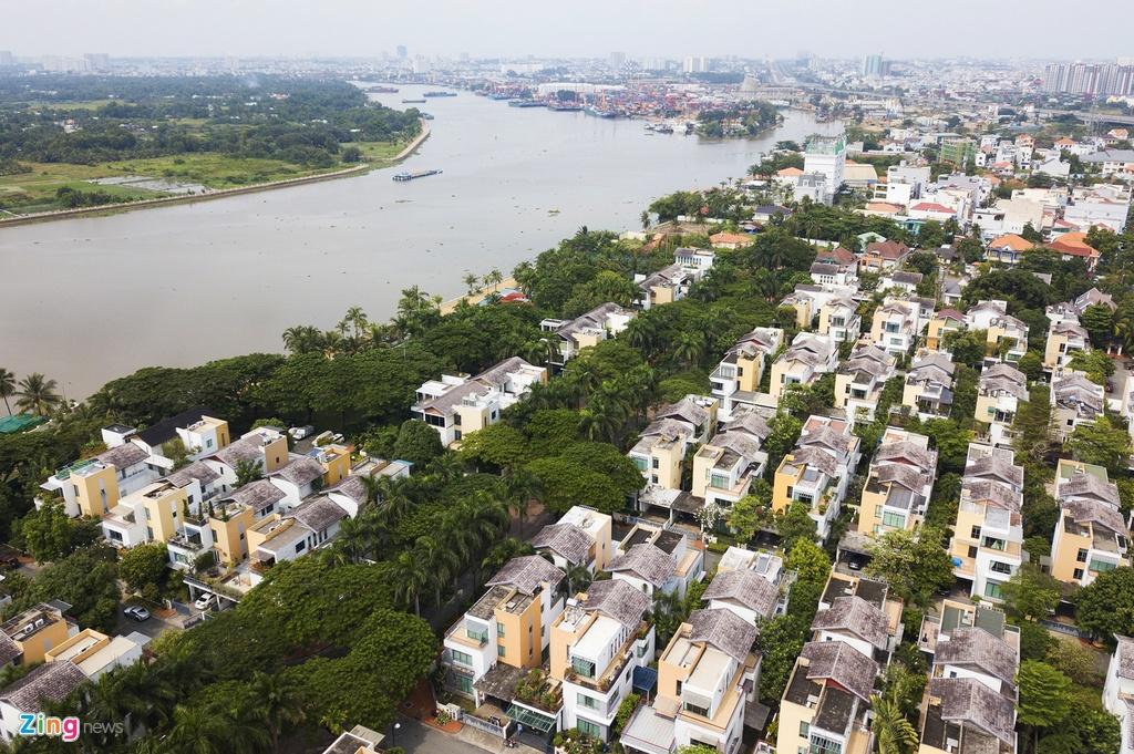 'Kien quyet xu ly biet thu o Thao Dien chiem bo song Sai Gon' hinh anh 2  'Kiên quyết xử lý biệt thự ở Thảo Điền chiếm bờ sông Sài Gòn' 11 zing