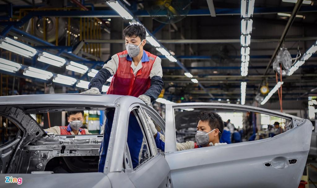 Bo truong Cong Thuong noi ve diem cot yeu de don dong FDI hau Covid-19 hinh anh 2 VLN_9955_zing.jpg