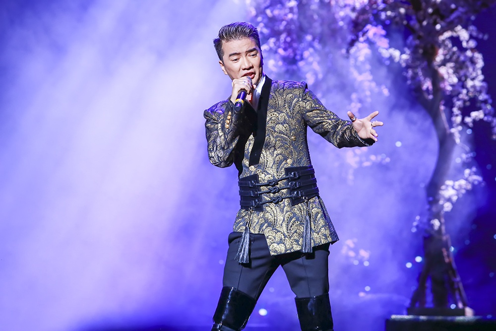 Show Mr. Dam tai Ha Noi gay an tuong voi san khau bieu dien hinh anh 7