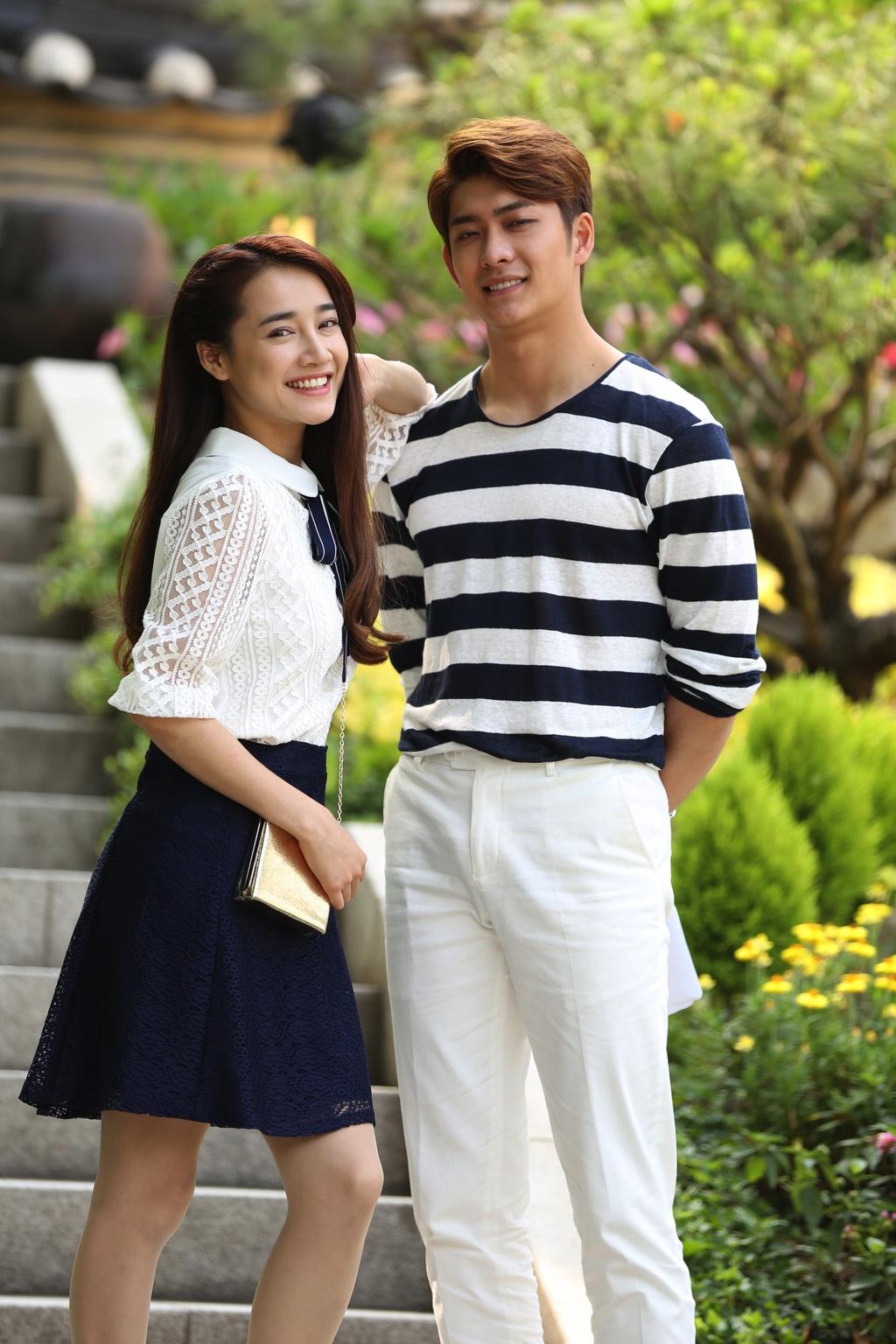 Nha Phuong hon Kang Tae Oh trong 'Tuoi thanh xuan 2' hinh anh 2