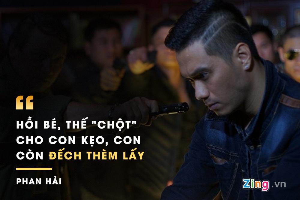 Viet Anh dua cac giang ho thu thiet vao vai Hai 'thai tu' nhu the nao? hinh anh 1
