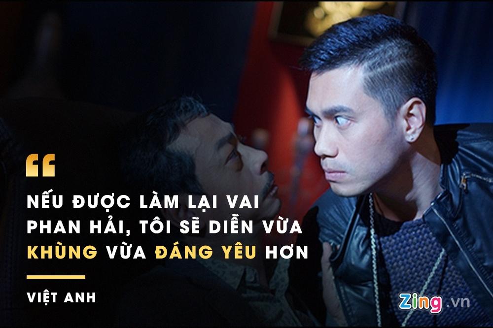 Viet Anh dua cac giang ho thu thiet vao vai Hai 'thai tu' nhu the nao? hinh anh 2