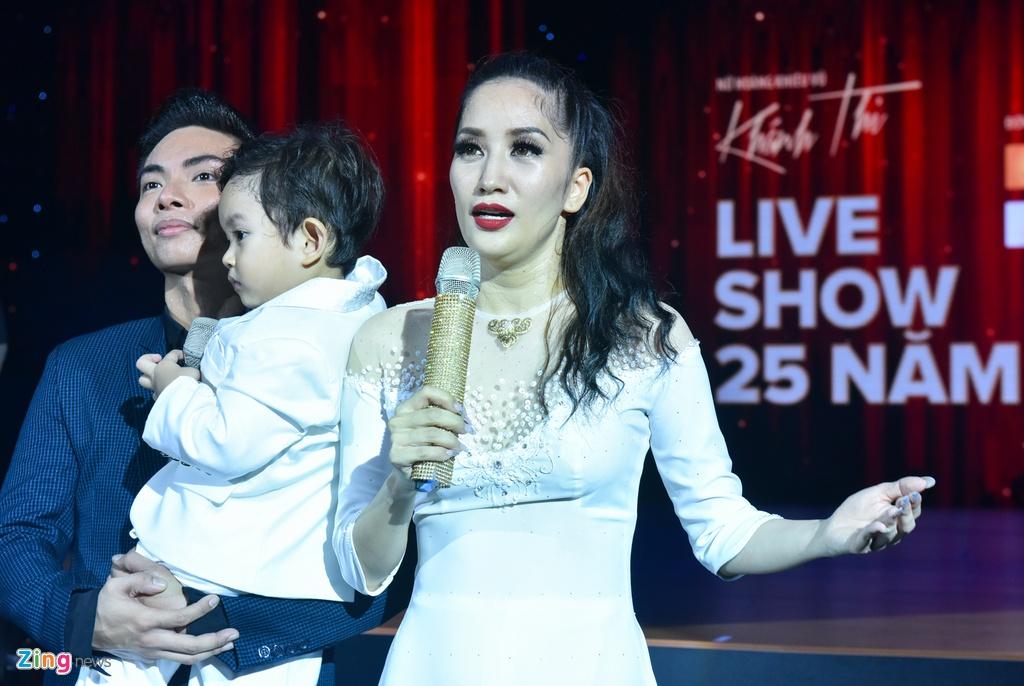 live show 25 nam Khanh Thi anh 9