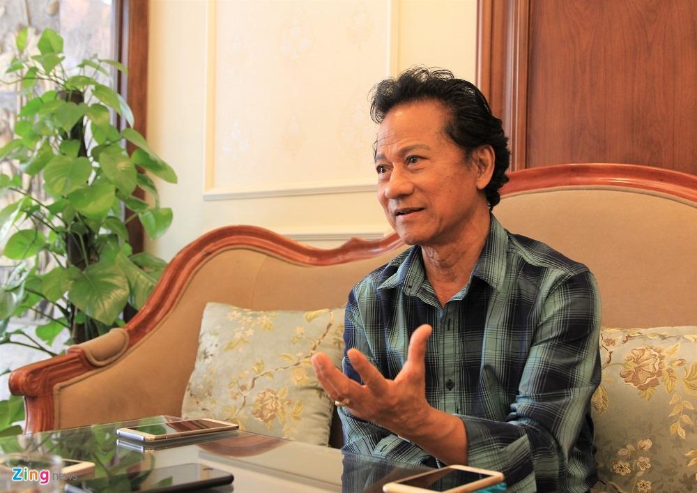 Che Linh khong gian con gai vi da trach cu minh tren truyen hinh hinh anh 1