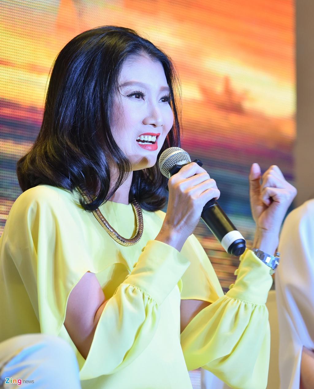 Hong Dang cam thay 'met moi' khi dong phim cung Hong Diem hinh anh 6