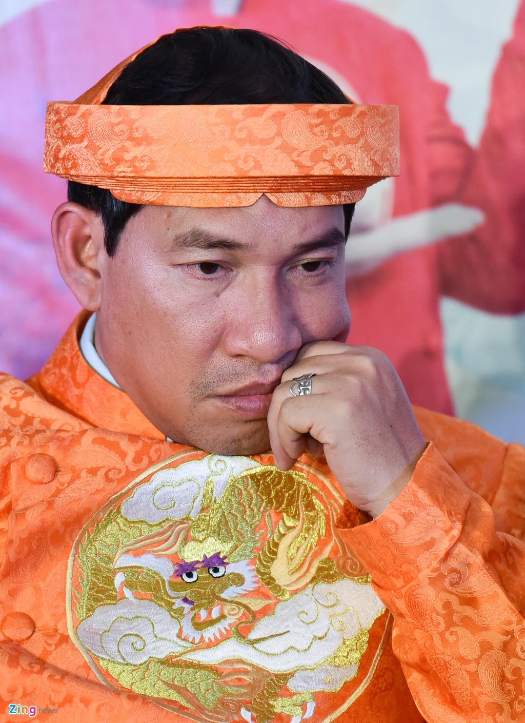 Quang Thang: 'Cong Ly la nguoi dien gioi nhat trong Tao Quan' hinh anh 3