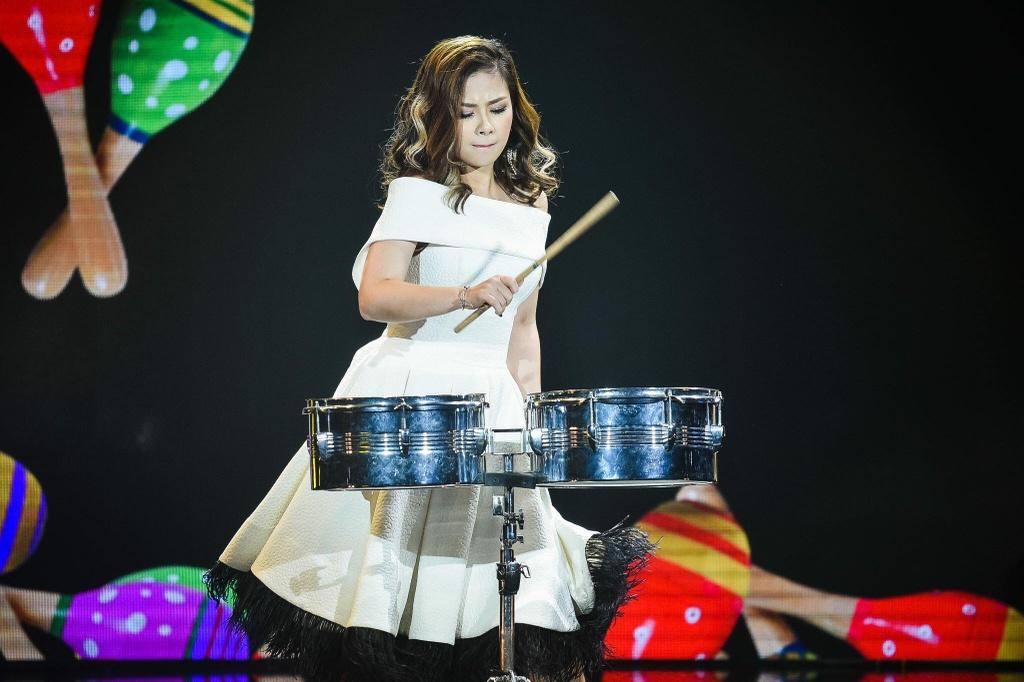 Duong Hoang Yen: 'Anh Duong Cam noi tieng nhung nguoi dat show la toi' hinh anh 1