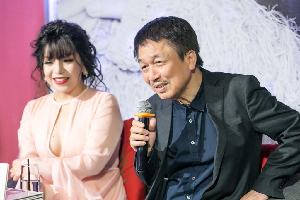nhac si Phu Quang noi ve Minh Chuyen anh 2