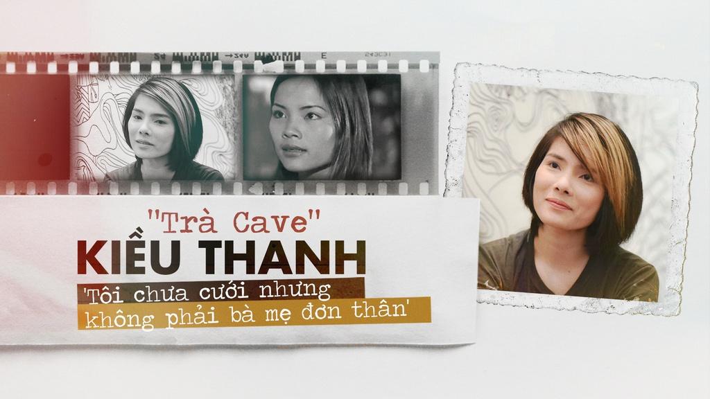 'Tra Cave' Kieu Thanh: 'Tung rung cam voi Thanh Vinh den son da ga' hinh anh 1