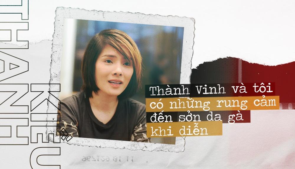 'Tra Cave' Kieu Thanh: 'Tung rung cam voi Thanh Vinh den son da ga' hinh anh 3