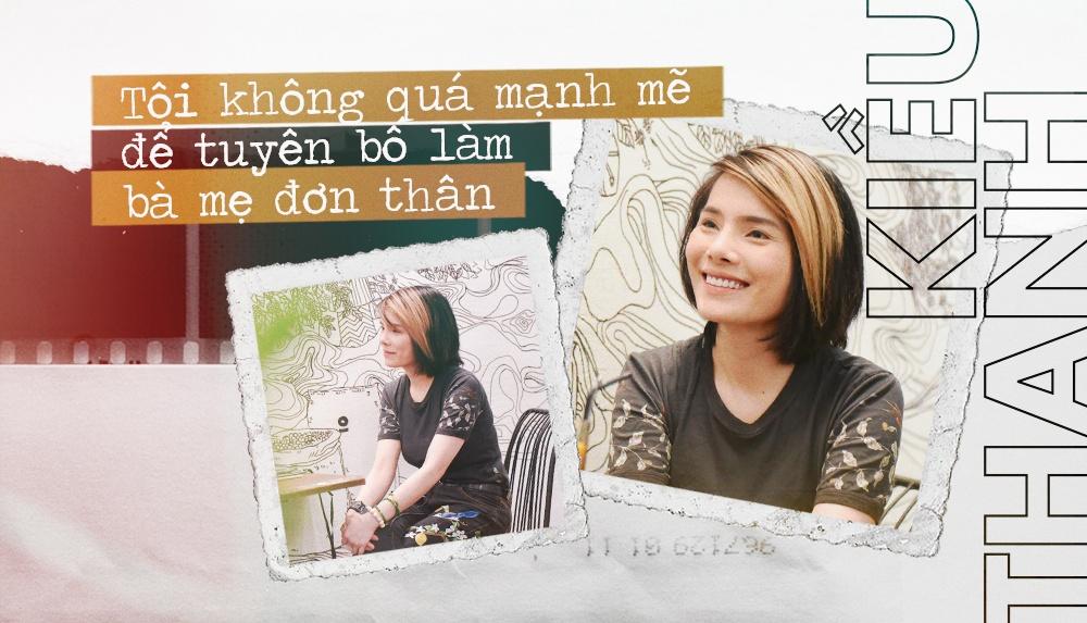 'Tra Cave' Kieu Thanh: 'Tung rung cam voi Thanh Vinh den son da ga' hinh anh 4