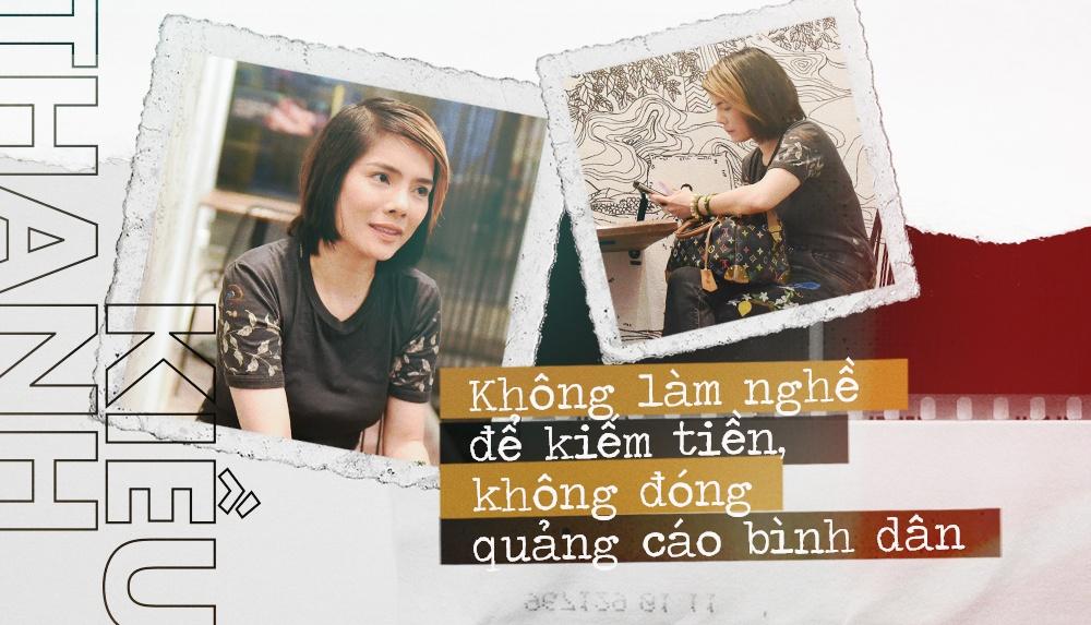 'Tra Cave' Kieu Thanh: 'Tung rung cam voi Thanh Vinh den son da ga' hinh anh 5