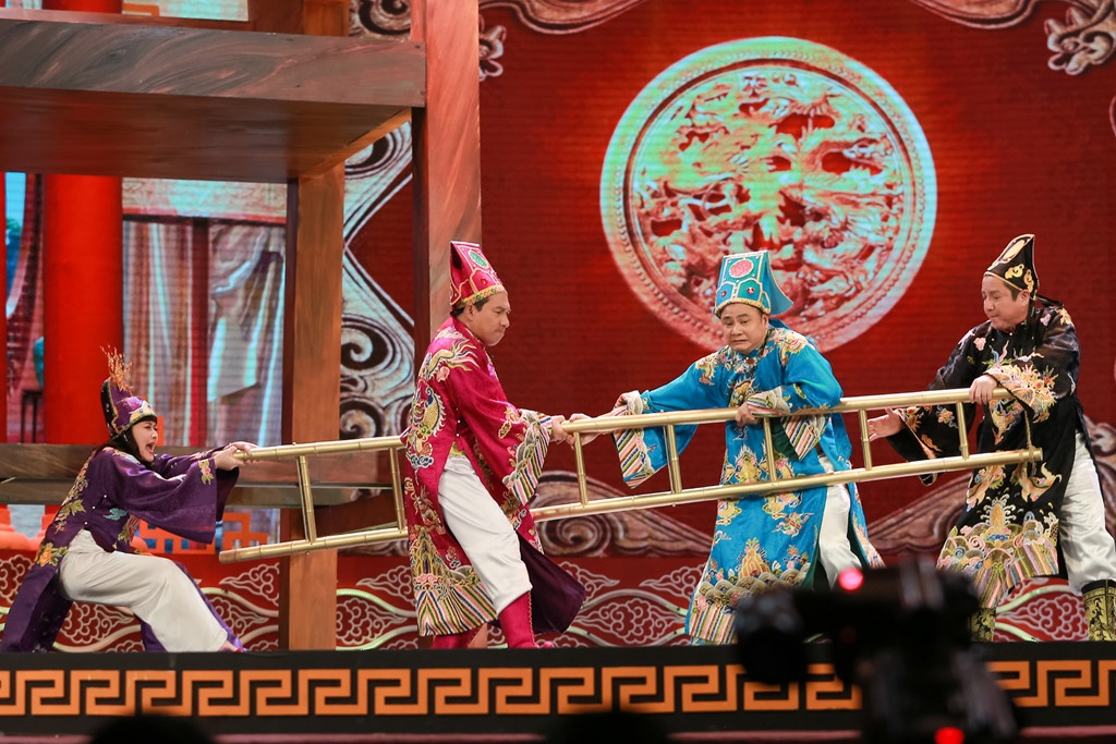 Chi Trung: 'Tham gia Tao Quan, toi duoc vang doi, lai duoc ca tien' hinh anh 3