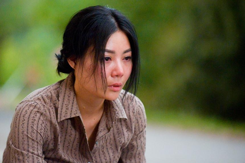 Thanh Huong: 'Khong coi hot girl nhu Phi Huyen Trang la dong nghiep' hinh anh 2