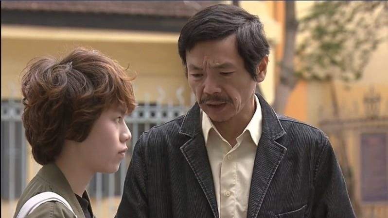 'Ong Son' Trung Anh va hinh anh nguoi cha nuot nuoc mat vao trong hinh anh 1
