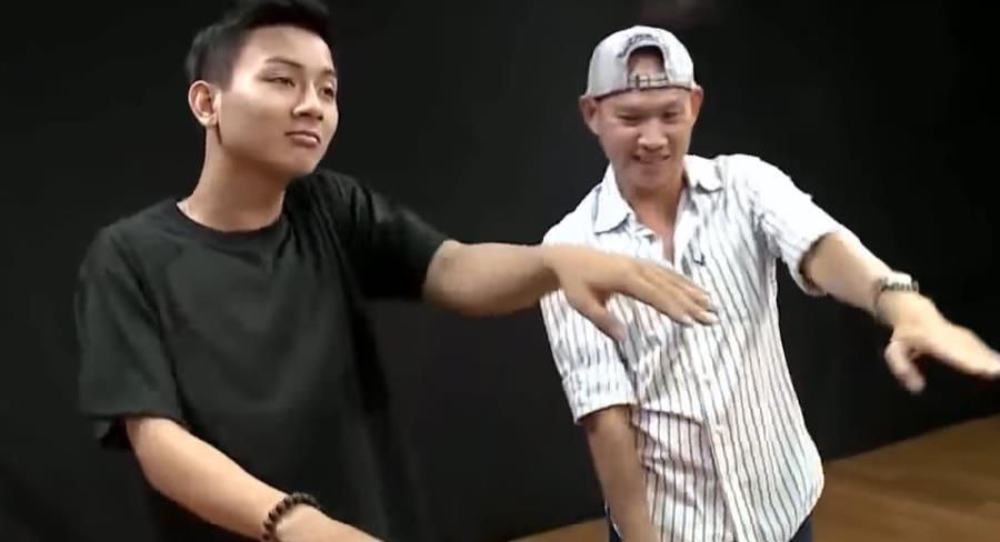 Biên đạo múa Hữu Trị và bàn tay 'biến Hoài Lâm thành Sơn Tùng M