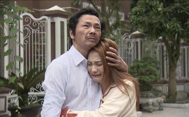NSUT Trung Anh: 'Khong dam xem Ve nha di con vi so lai phai khoc' hinh anh 1