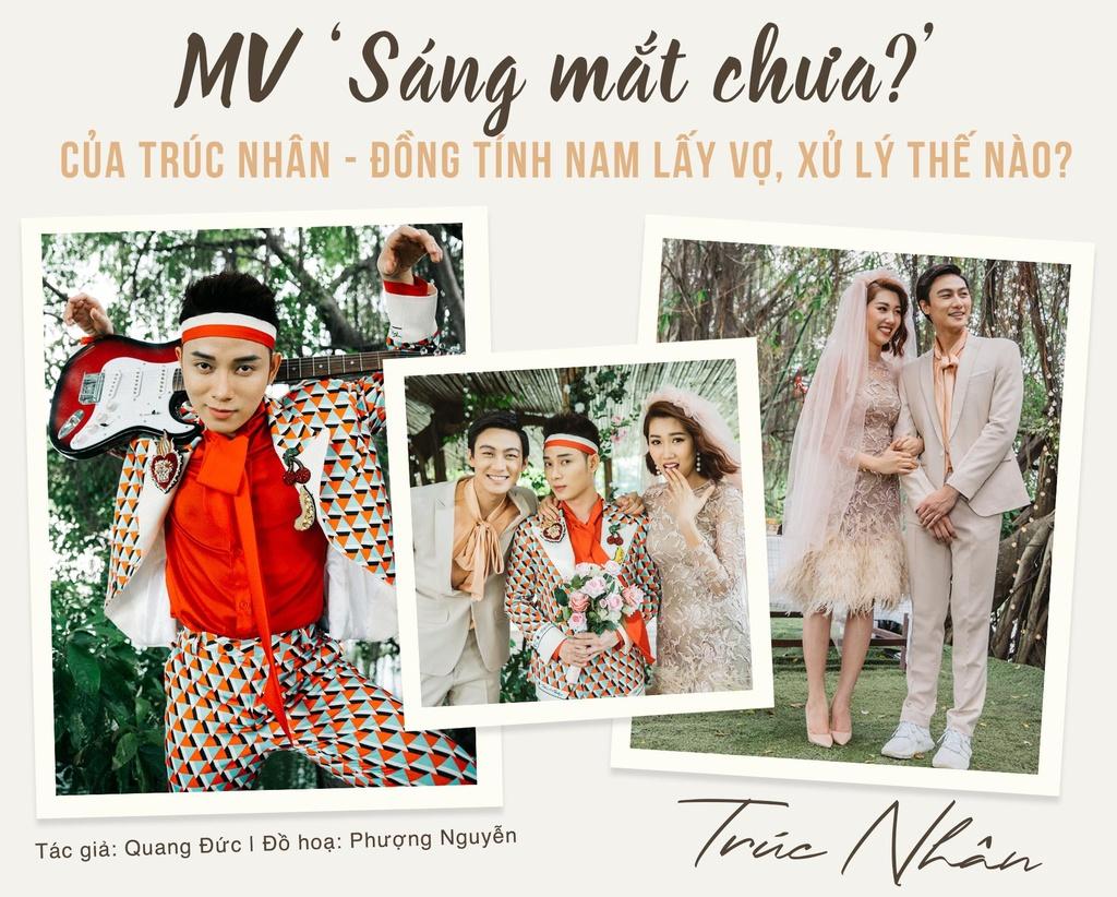 'Sang mat chua' cua Truc Nhan - dong tinh nam lay vo, xu ly the nao? hinh anh 2