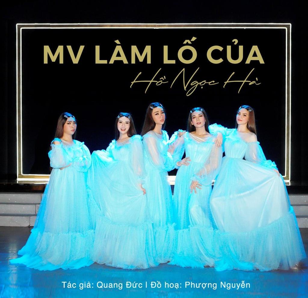 MV lam lo cua Ho Ngoc Ha hinh anh 1
