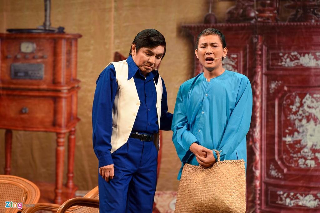 Hoai Lam boi roi ngay tro lai, Hong Dao gay cuoi khi dong gai co bau hinh anh 2