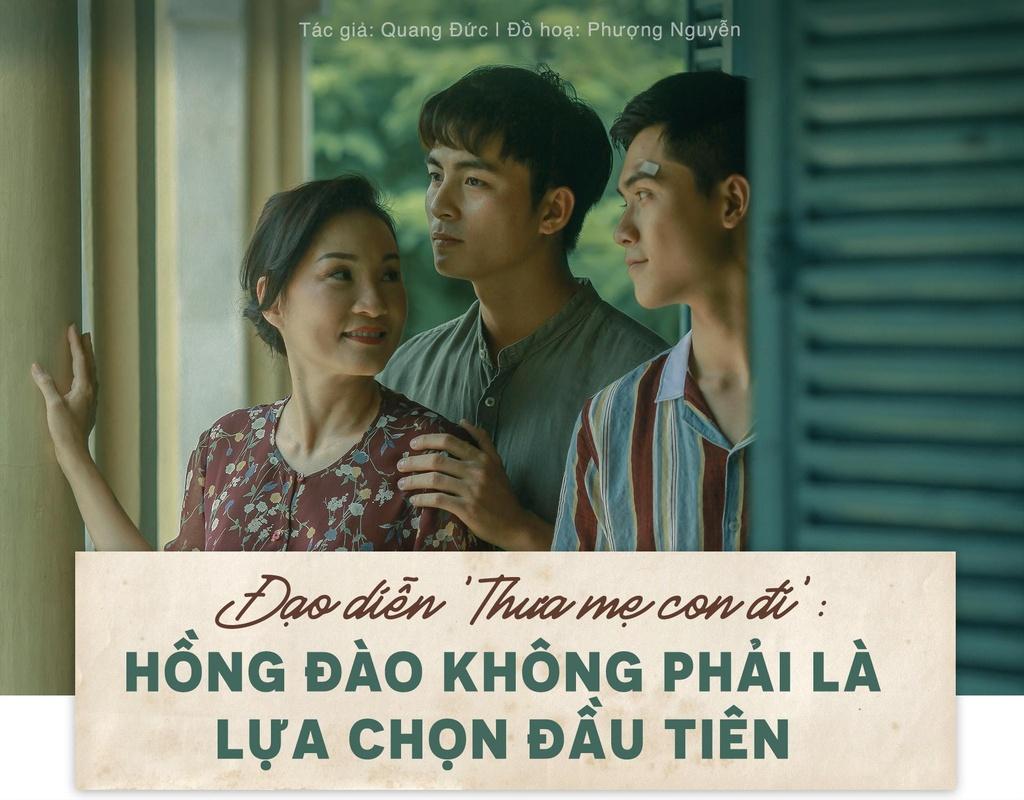 Dao dien 'Thua me con di': Hong Dao dien muon khoc ma khong duoc khoc hinh anh 2