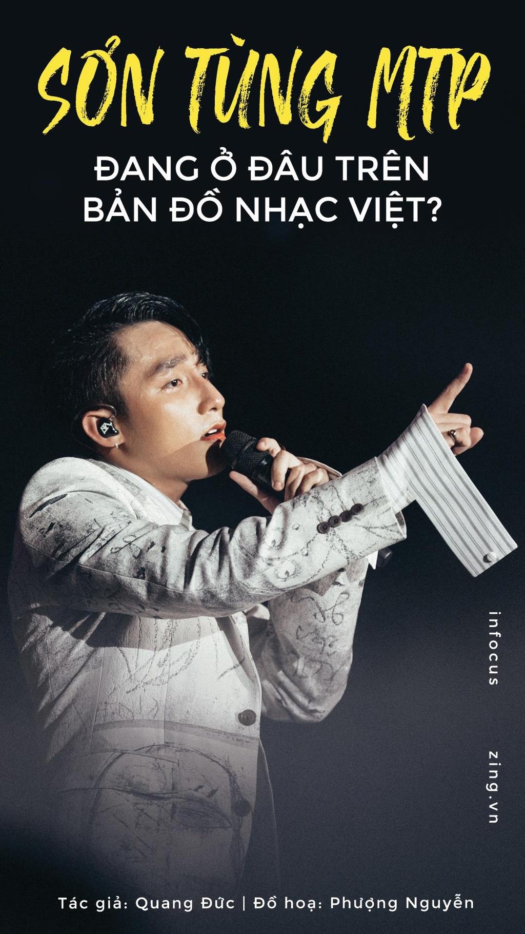 Son Tung M-TP dang bi de doa vi tri doc ton o lang nhac Viet? hinh anh 1