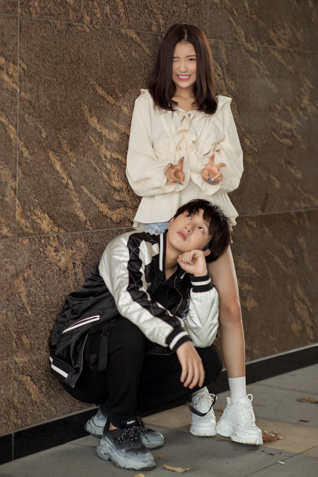 10X Han Sara: 'Ai nhin cung soc khi thay toi dong canh mang bau' hinh anh 2