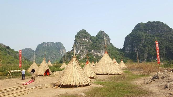 Chuyen ve phim truong 'Kong' truoc khi bi thao do o Ninh Binh hinh anh 3