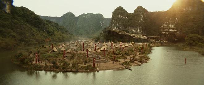 Chuyen ve phim truong 'Kong' truoc khi bi thao do o Ninh Binh hinh anh 1