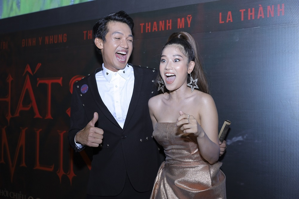 Hoang Yen Chibi xin phep vo Quang Tuan cho dong canh nong hinh anh 5