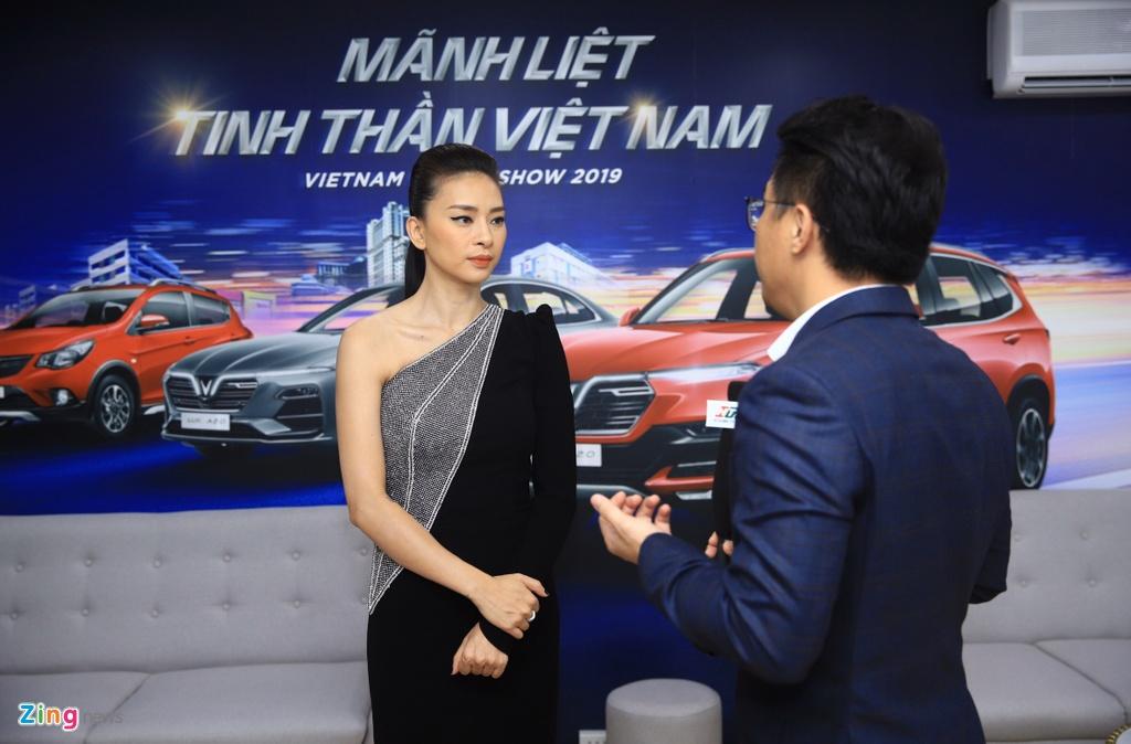 Ngo Thanh Van: 'Toi ton tho cac gia tri Viet' hinh anh 3