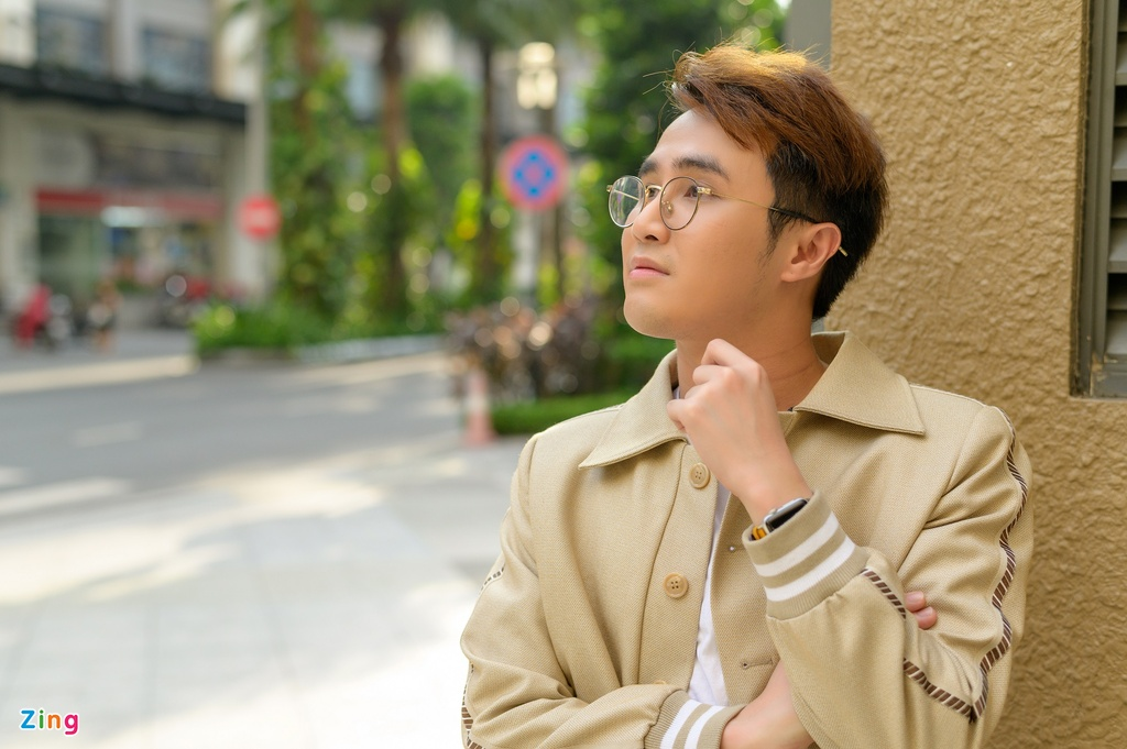 Huynh Lap: 'Vai nam nua, toi co the nhu anh Truong Giang, Tran Thanh' hinh anh 4
