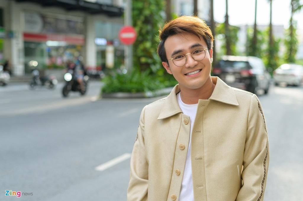 Huynh Lap: 'Vai nam nua, toi co the nhu anh Truong Giang, Tran Thanh' hinh anh 1
