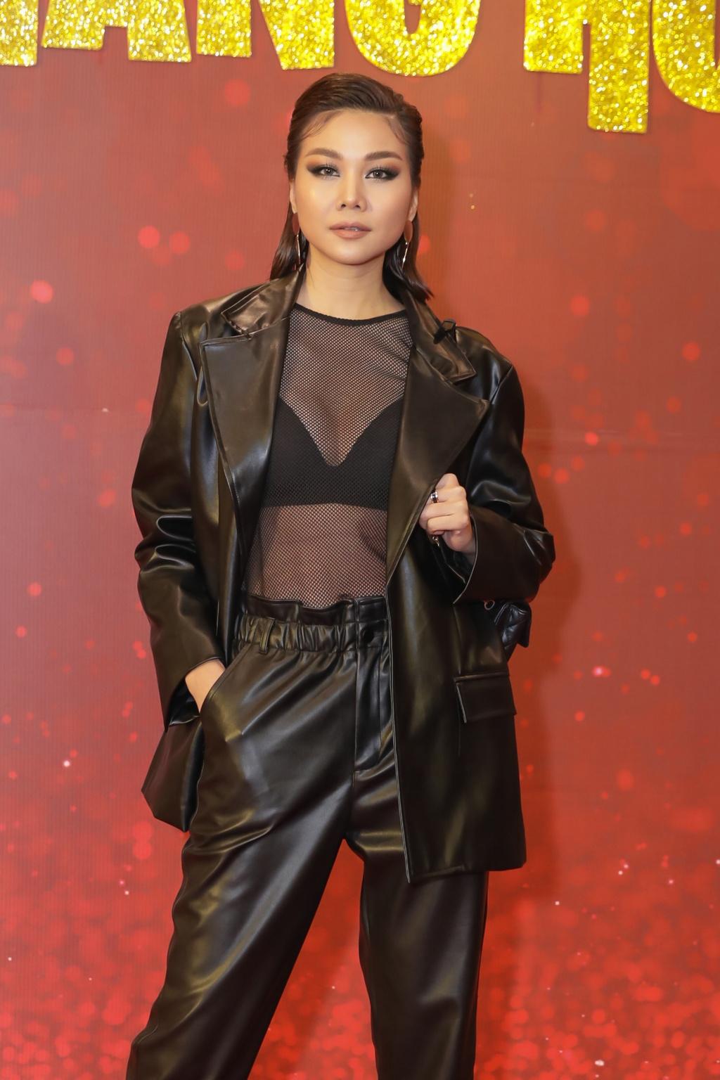Tang Thanh Ha di xem phim cua Luong Manh Hai hinh anh 5
