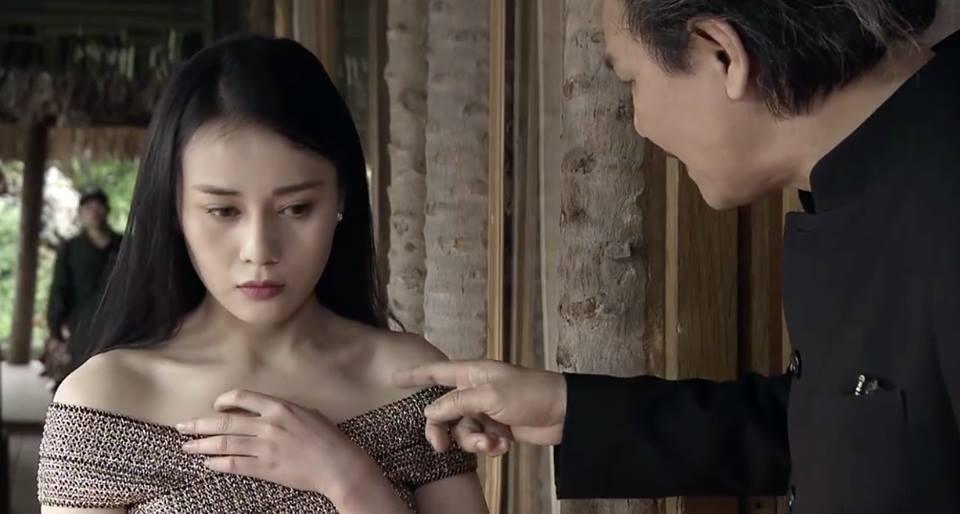 Thap ky chuyen minh cua phim Viet tren song gio vang VTV hinh anh 1 quynh_bup_be_tap_11_canh_bi_di_sung_vao_dau_my_soi_lai_gio_tro_ban.jpg