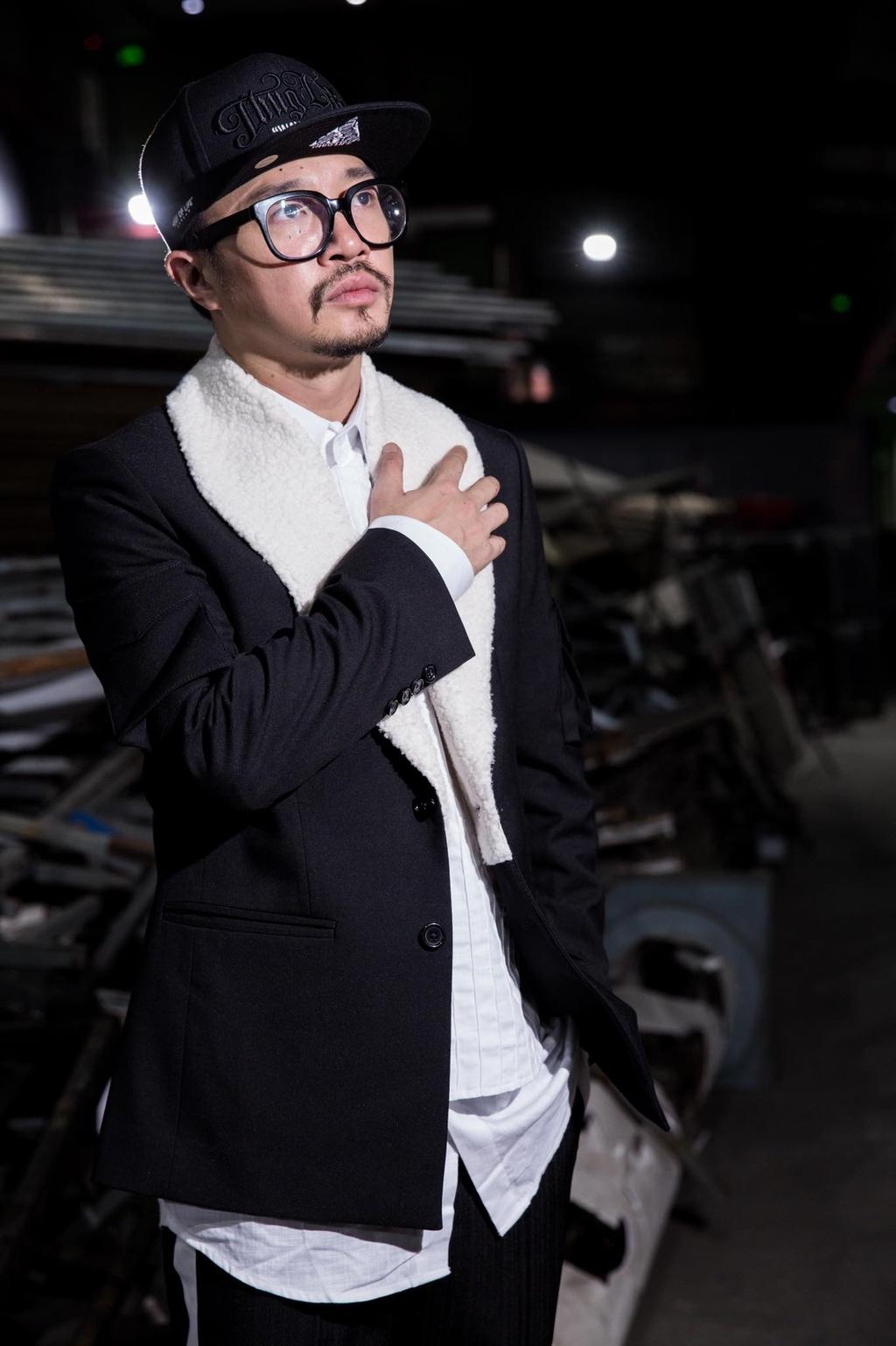 rapper Ha Le hat nhac Trinh anh 4
