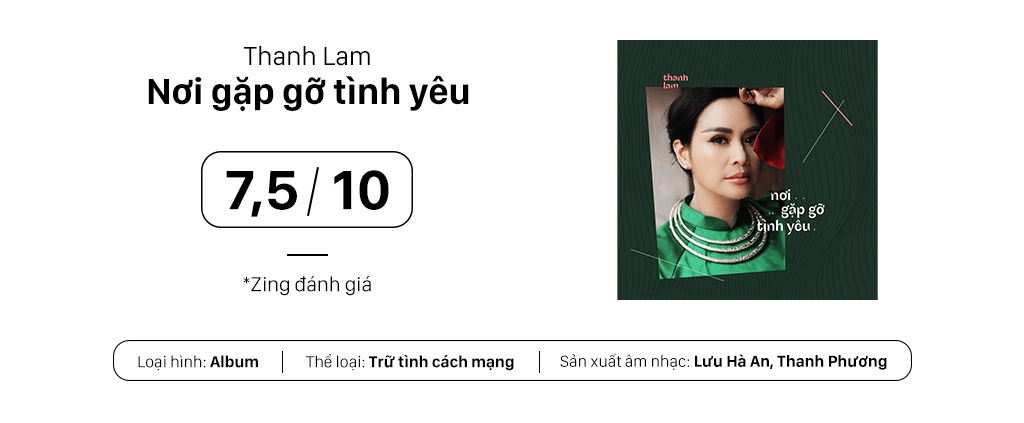 Review album Thanh Lam anh 1