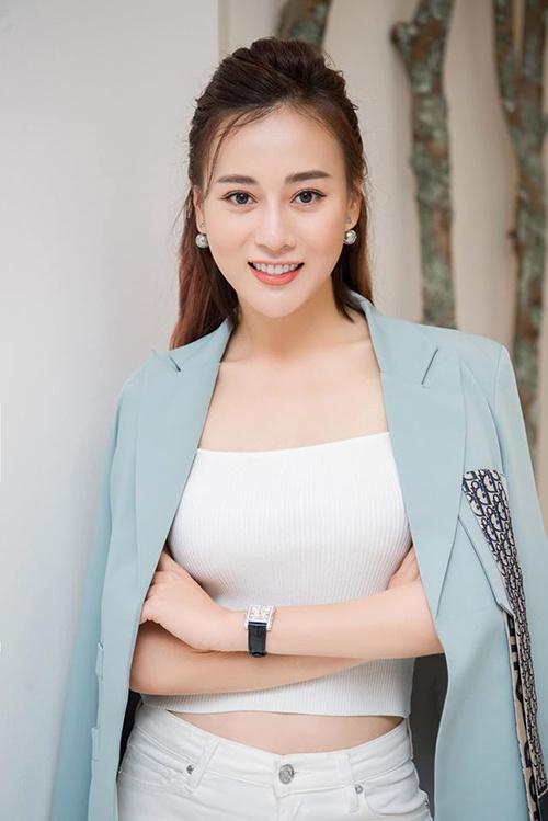 Phuong Oanh Bao Thanh dung dong phim anh 3