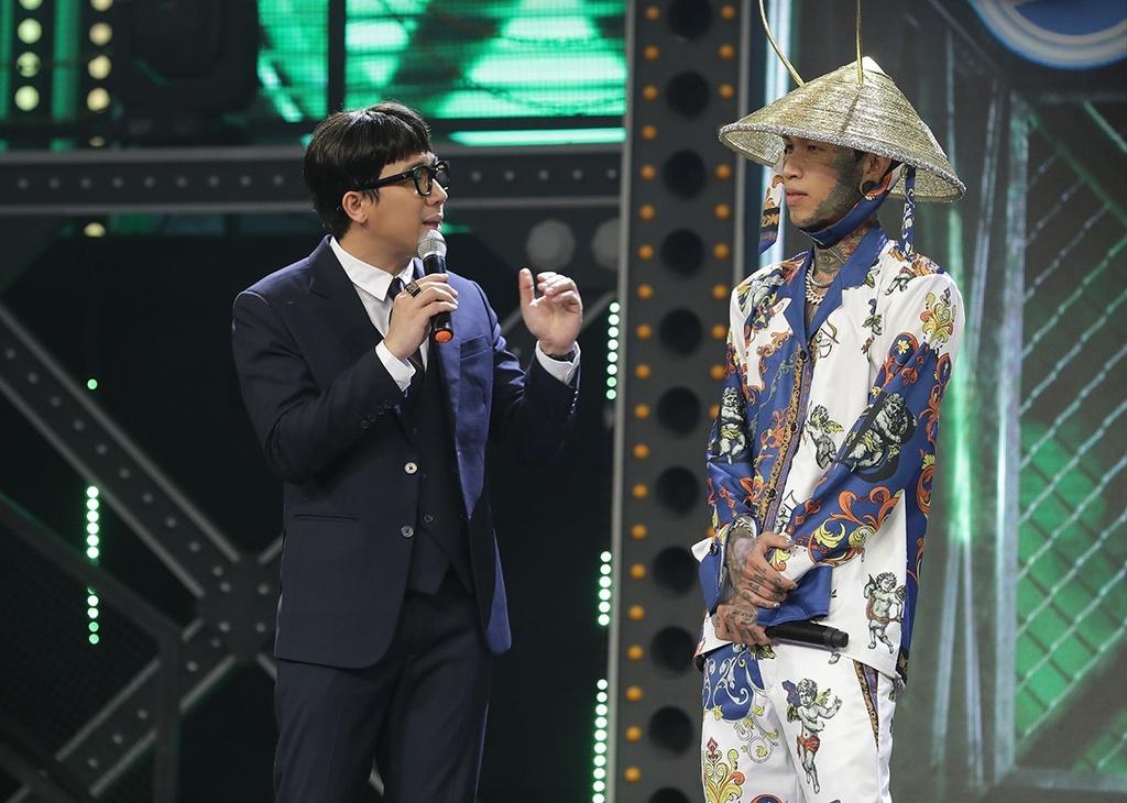Chung ket Rap Viet anh 5
