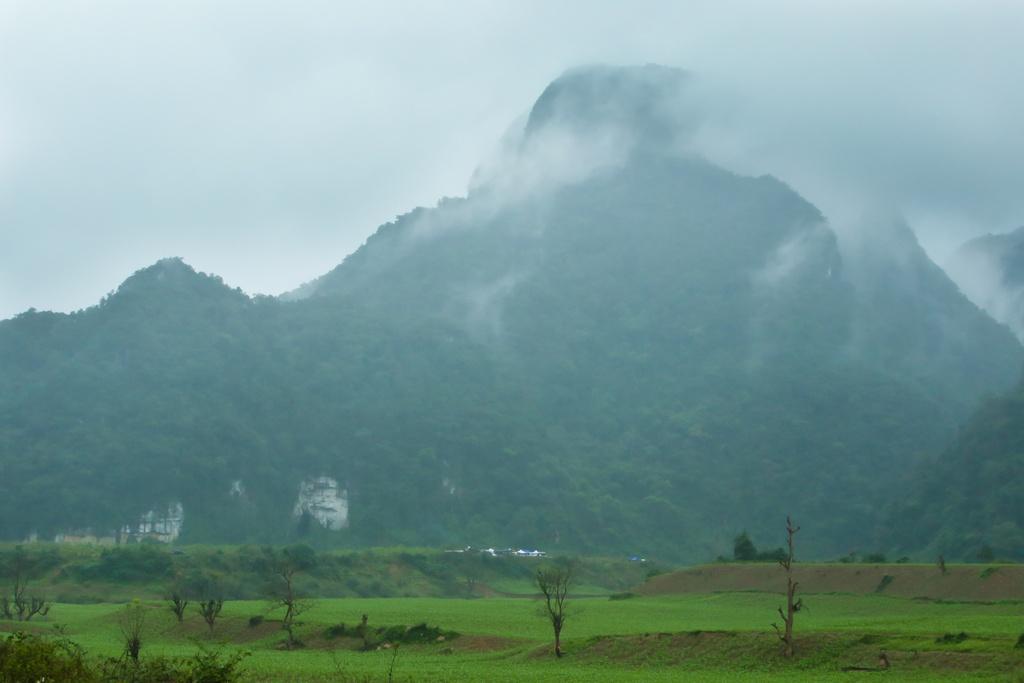 Nhung dia danh o Quang Binh lot vao may quay 'King Kong' hinh anh 1