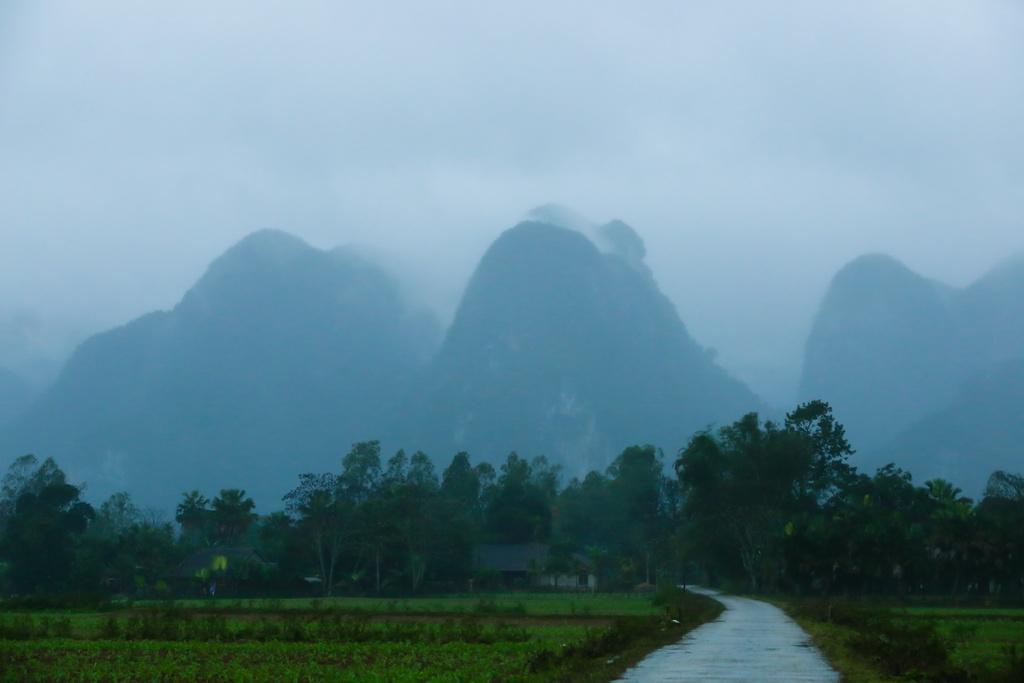 Nhung dia danh o Quang Binh lot vao may quay 'King Kong' hinh anh 10