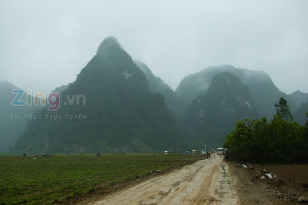Nhung dia danh o Quang Binh lot vao may quay 'King Kong' hinh anh 3