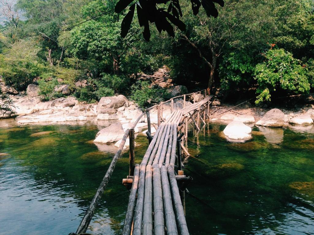 Suoi Nuoc Mooc dep nhu tien canh o Quang Binh hinh anh 11