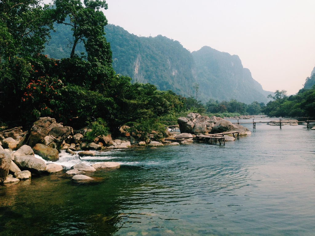 Suoi nuoc mooc Quang Binh anh 13